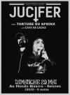 Cave Ne Cadas + Jucifer + Torture du Sphinx