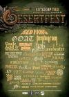 Desertfest Anvers 2016 - Jour 1