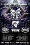 Disposal Of The World - European Tour 2017
