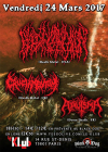 Atavisma + Blood Incantation + Cruciamentum