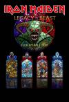 Legacy Of The Beast European Tour 2018
