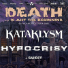 Hypocrisy + Kataklysm + The Spirit