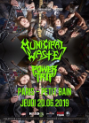 Municipal Waste + Power Trip