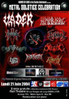 Vader + Himinbjorg + Crystalium + Blacklodge + Decent + Eternal + Atrophy