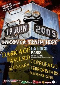 Uncover Train Festival