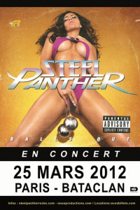 Steel Panther + The Treatment