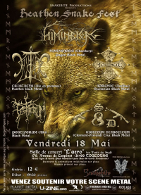 HeathenSnake Fest I
