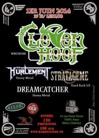 Cloven Hoof + Dreamcatcher + Hürlement + Stratageme