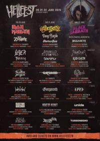 Hellfest 2014 - 1er Jour