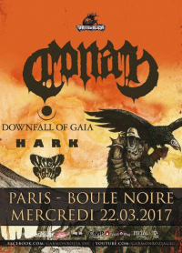 Conan + Downfall of Gaia