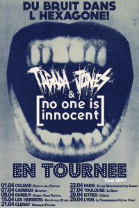 No One is Innocent + Tagada Jones + Ultra Vomit