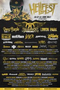 Hellfest 2017 - Jour 1