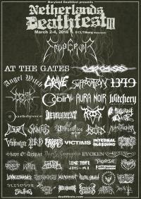 Netherlands Deathfest III - 3ème Jour